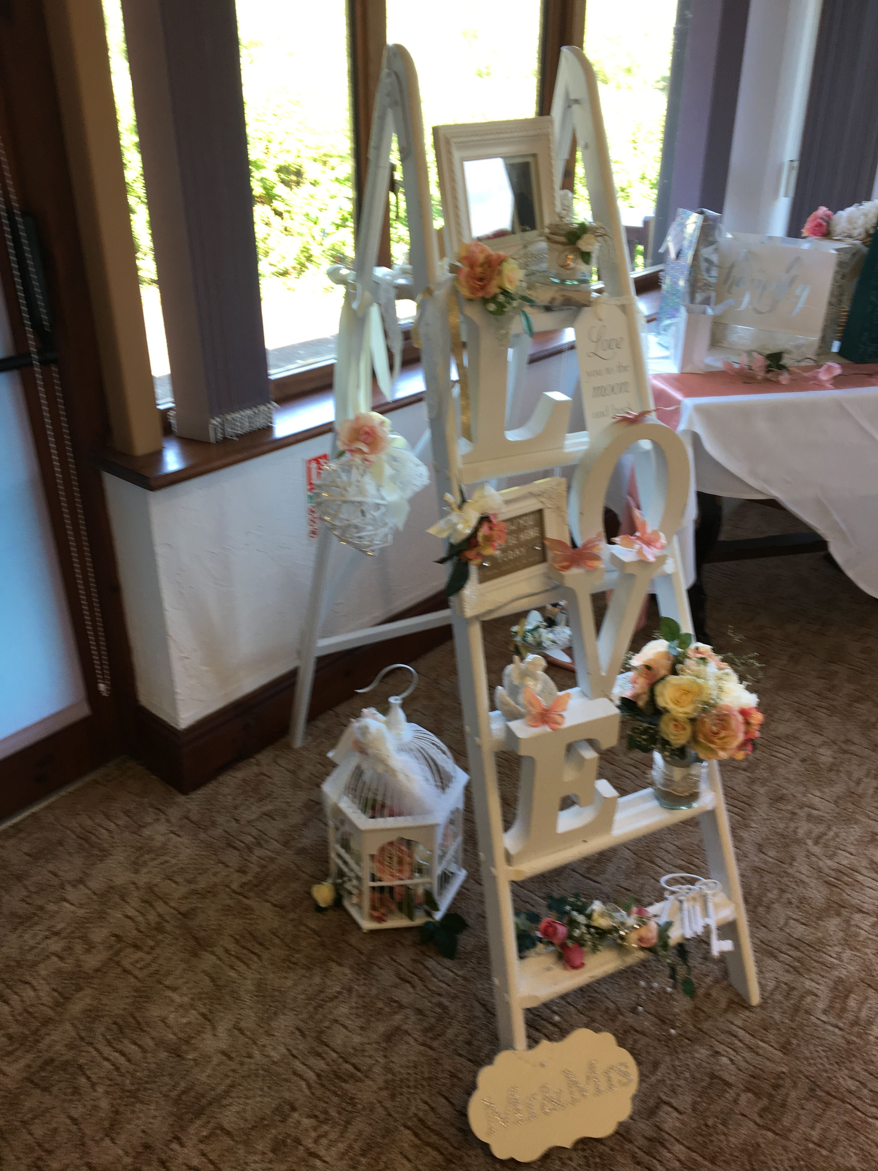 Beautiful Memory Ladder For Loved Ones Who Are Always In Our Hearts