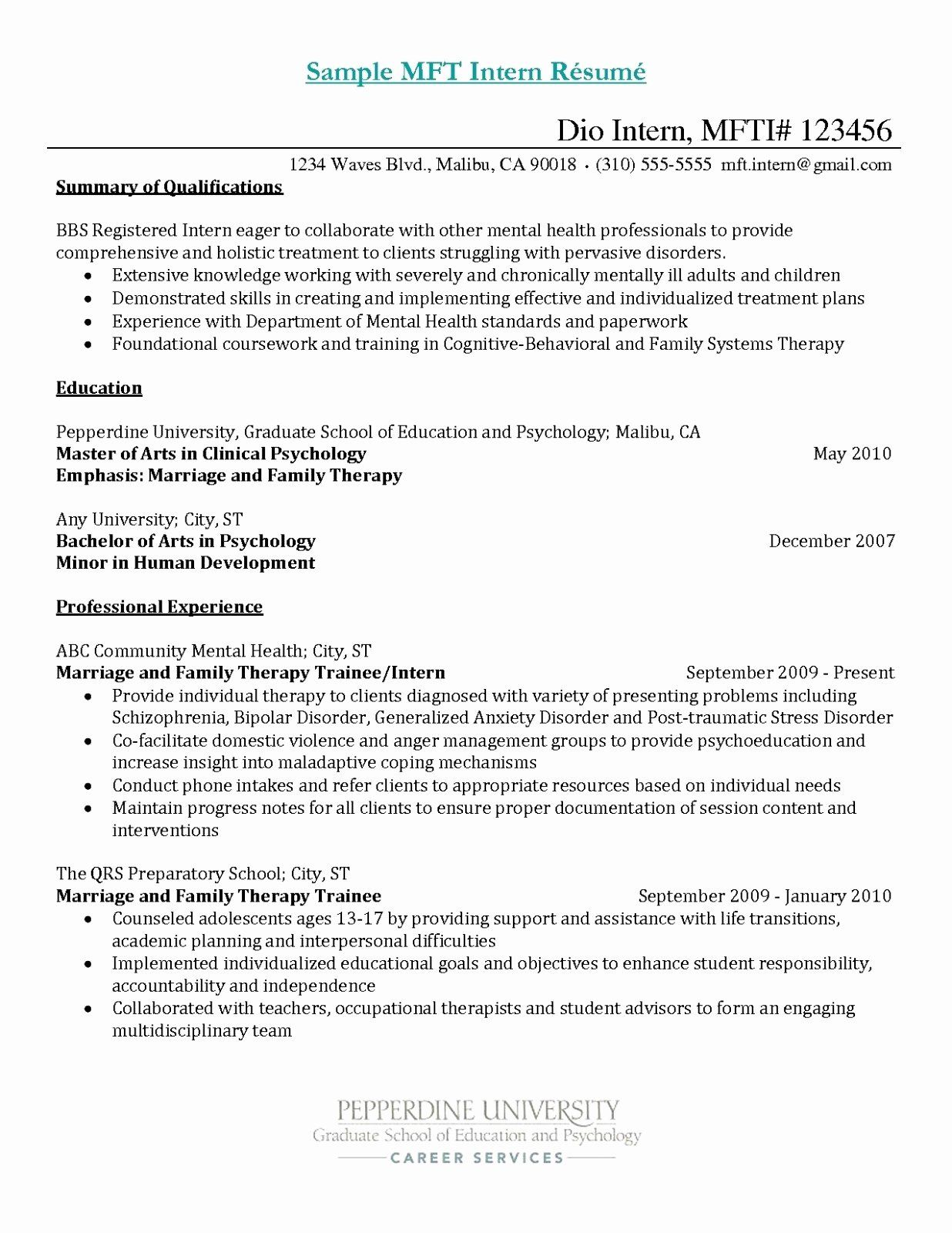 Experienced physical therapist resume fresh the worst
