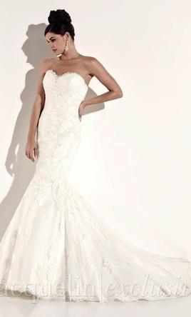 Wedding Dresses Jacquelin Exclusive