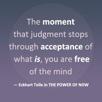 The Power Of Now Quotes Friday November 21 The Mind Can Take Up A Lot Of Space On That