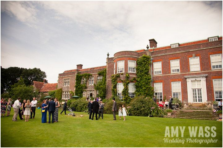 Hinton Ampner Wedding National Trust Estate In Hampshire Near Winchester Www Amyw Co Uk