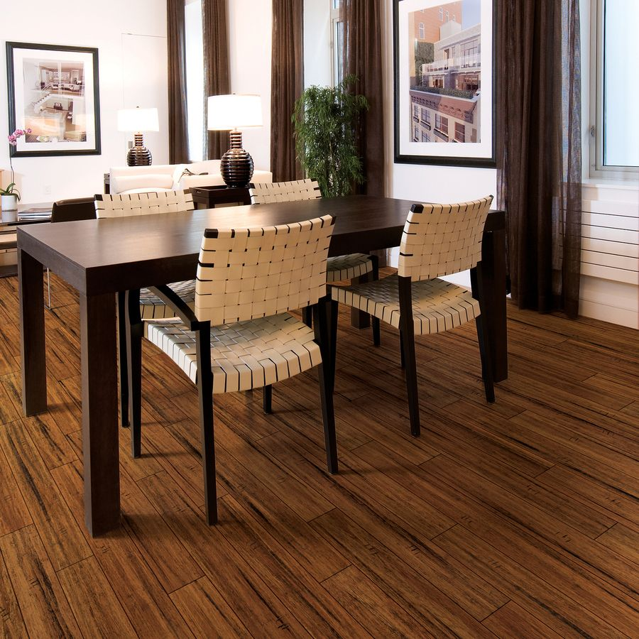 Shop Natural Floors By USFloors Exotic Hardwood 4.92-in W