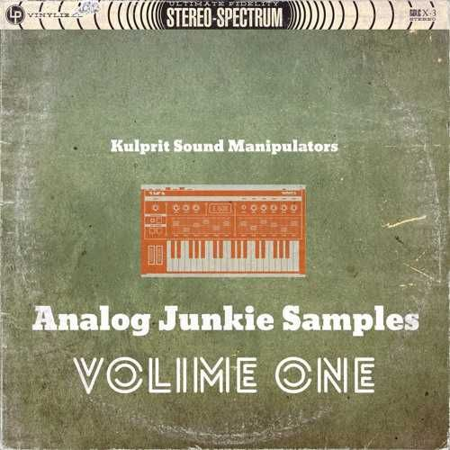 Analog Junkie Samples Vol.1 WAV FANTASTiC | 11 June 2016 | 362 MB Kulprit Sound Manipulators are a collective of insane analog keyboard addicts. Hence the