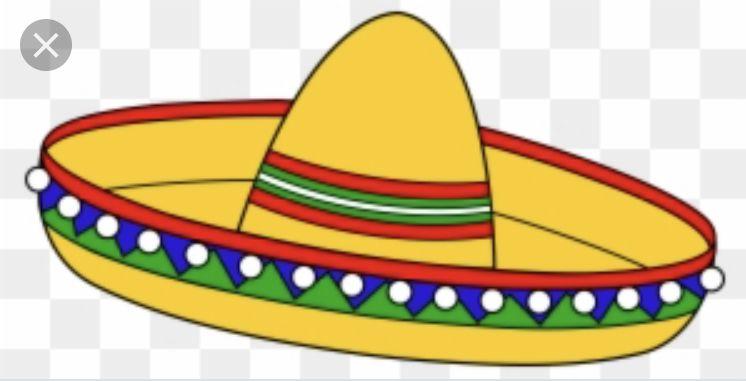 Pin By Vena Moolman On Centerpiece Ideas Mexican Hat Sombrero Mexican Sombrero Hat