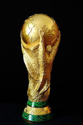Fifa World Cup Trophy Brazil 2014 Russia 2018 German Winners Cup 1 1 Trophies Football Memorabilia World Cup Logo World Cup Trophy World Cup
