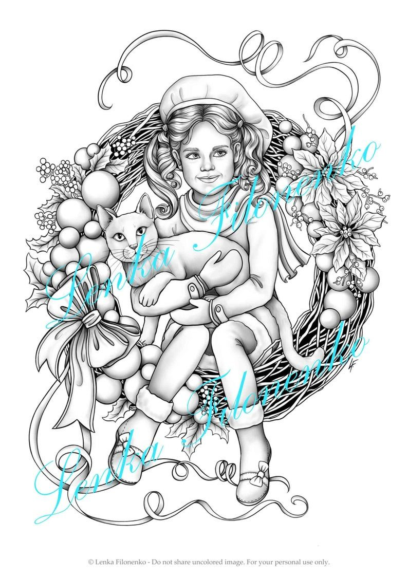 34++ Cute kitten coloring pages pdf ideas in 2021