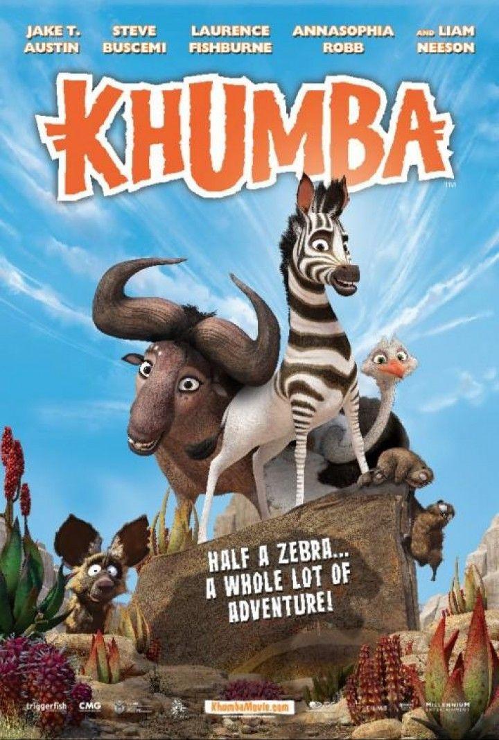 Khumba (2013) [DVDRip] Ciné, Animation, Films dessins animés