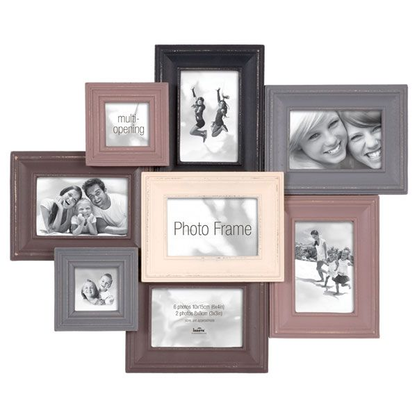 Colours for DIY Madeira VI Multi Photo Frame | For the Home ...