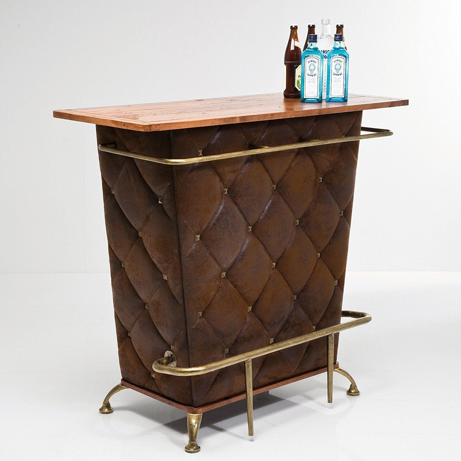 Lounge house bar table counter minibar design furniture cocktailbar
