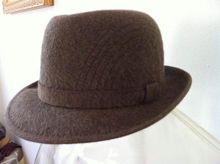 9676523e0 Borsalino - Grand Prix Paris 1900 hoed Authentieke originele hoed ...