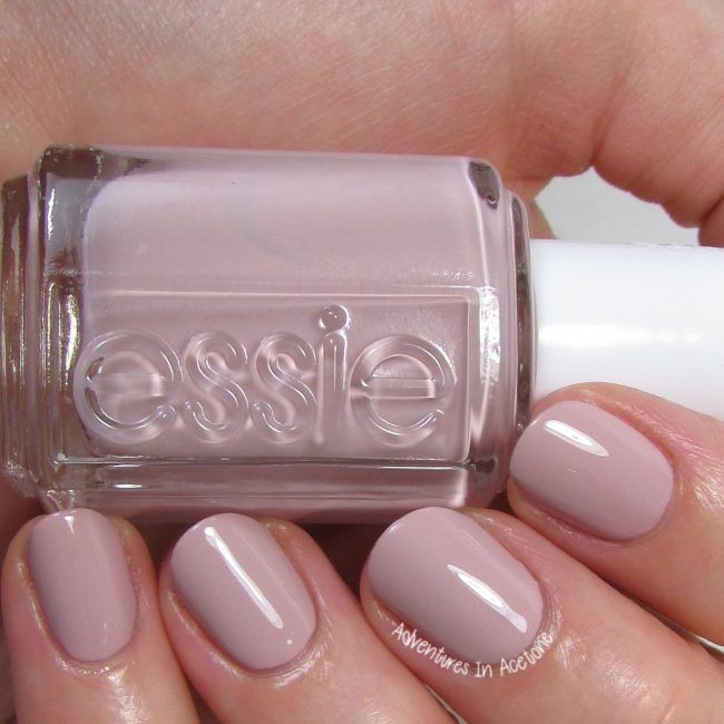 Essie Go Go Geisha | Fall/Winter Pink Manicures | Pinterest | Esmalte