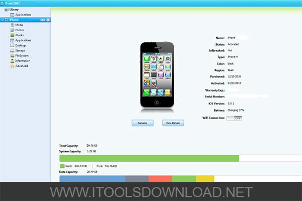 iTools is the best alternative for iTunes  Download iTools