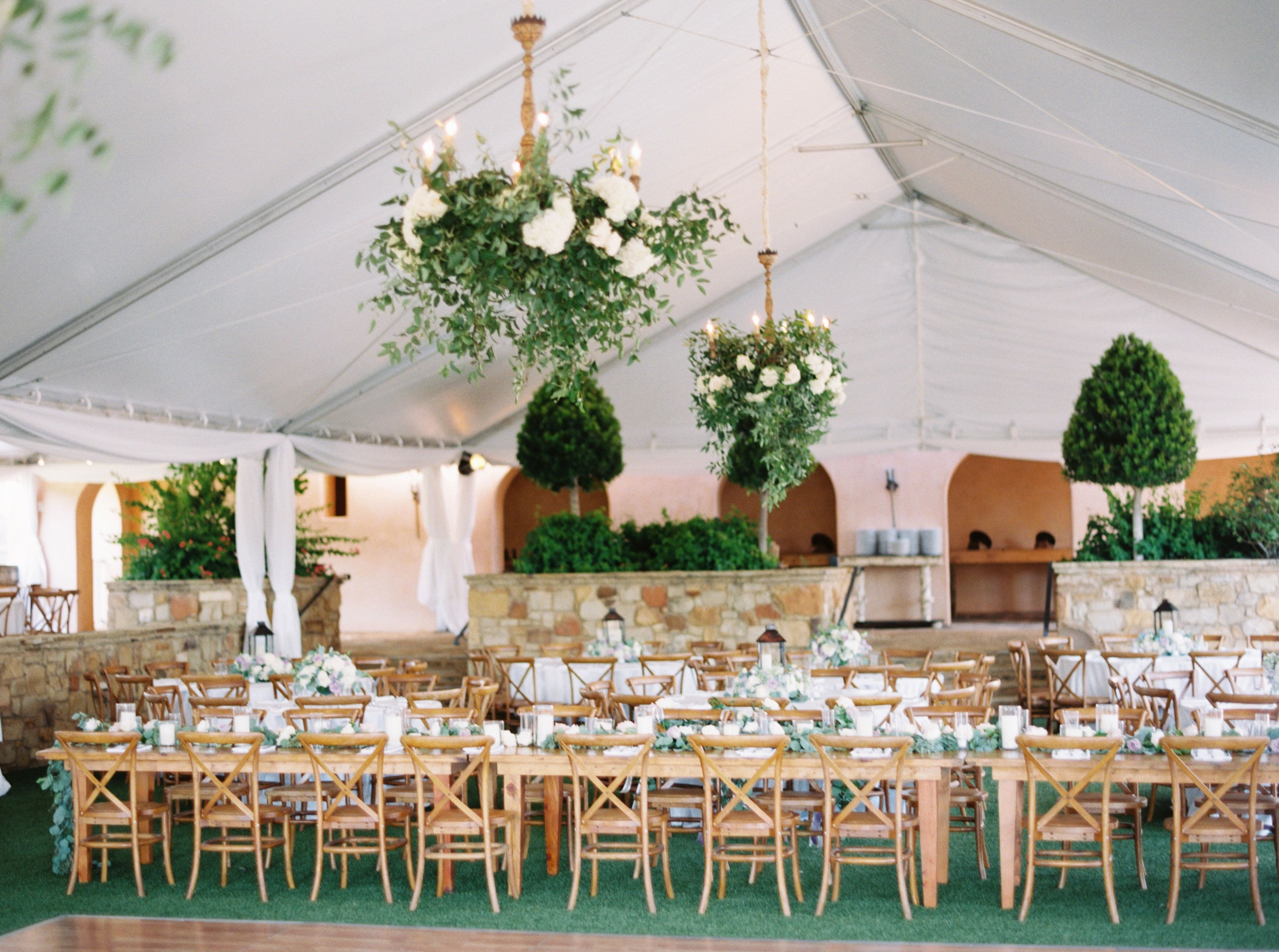 Lauren Kirby Marquee Events Decor Table Decorations