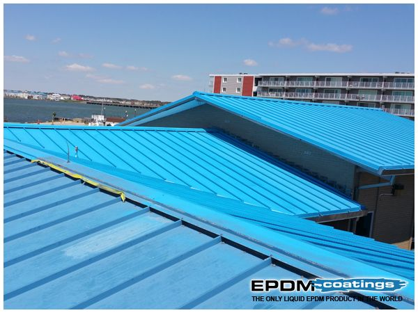 Epdm Rubber Roofing Membrane