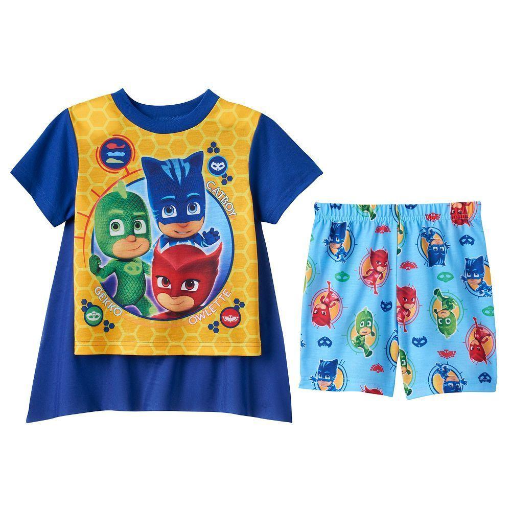 cdecf1f3999c Toddler Boy PJ Masks Catboy