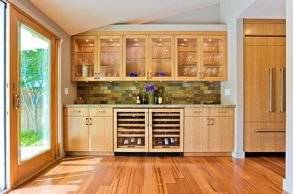 Kitchen Built In Cabinets