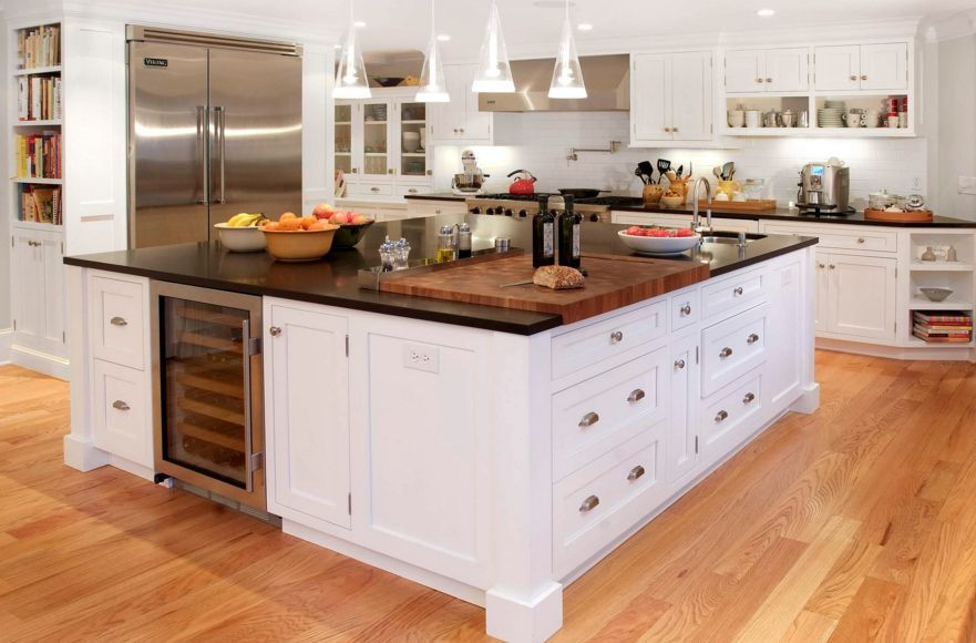 Nice 20 Examples Of Stylish Butcher Block Countertops