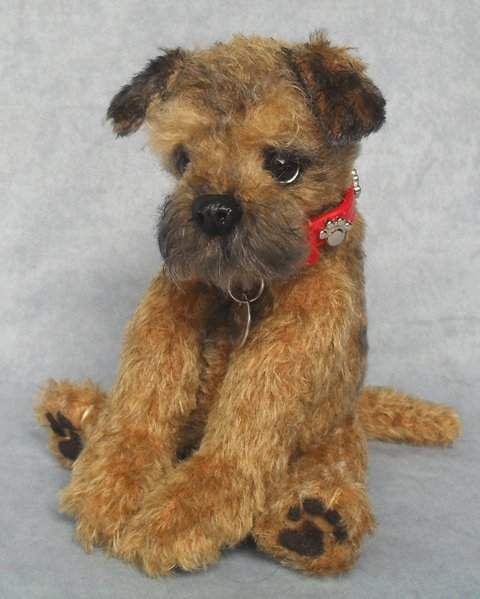 Tilly By Jacqui Wickenden Felt Animals Felt Dogs Needle Felted