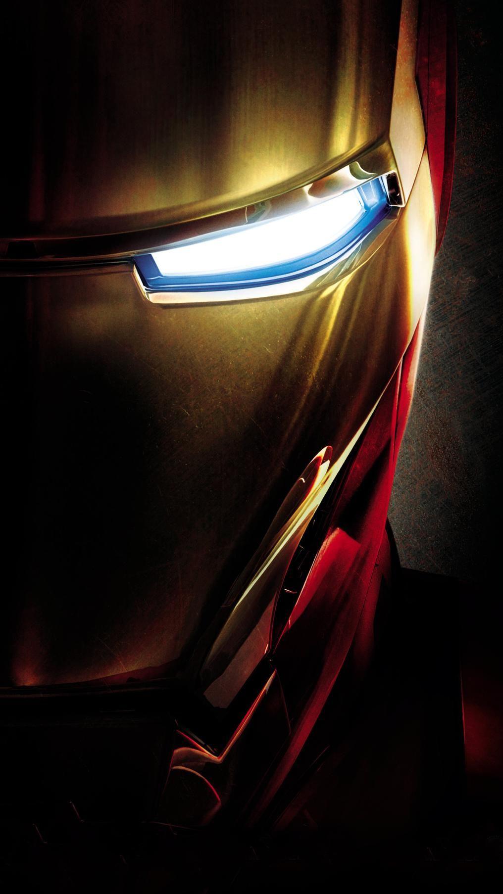 Iron Man (2008) Phone Wallpaper