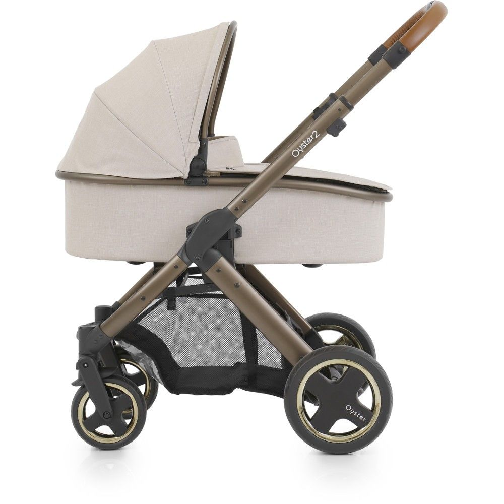 Egg Pram Replacement Wheels Babystyle Oyster 2 Exclusive Carrycot Travel System City