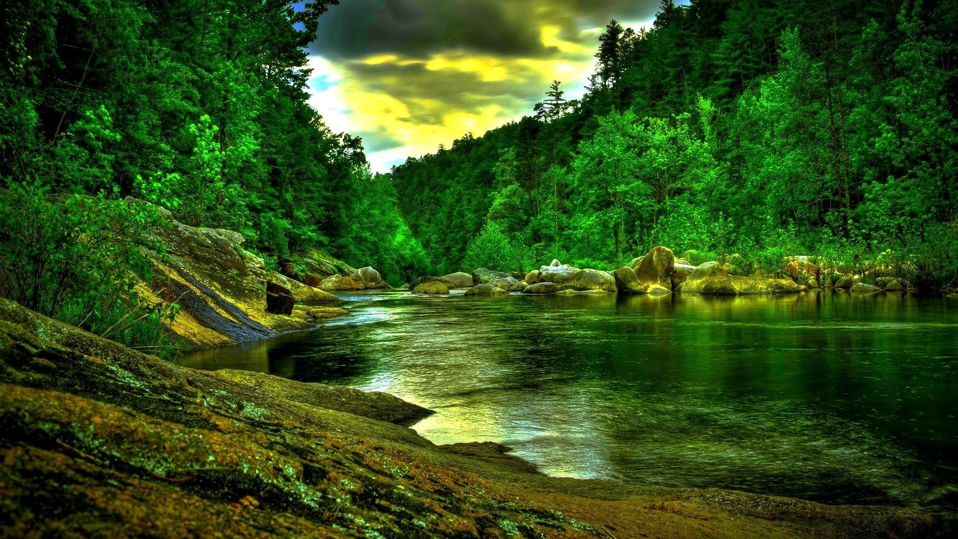 Nature Computer Full Screen Nature Computer Desktop Wallpaper Hd