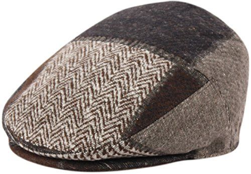 10.90 -  26.99 Epoch hats Men s Premium Wool Blend Classic Flat IVY newsboy  Collection Hat cafde3c91b33