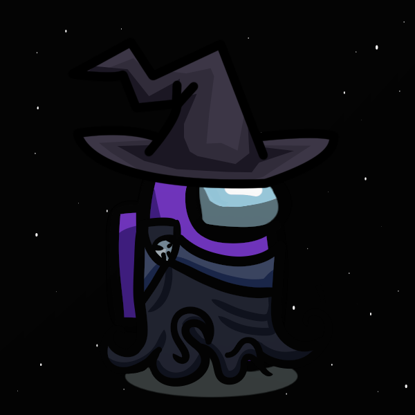 Among Us Witch