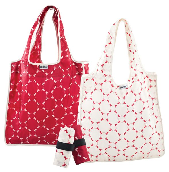 Love these reusable Rume bags benefiting St. Jude Children's Research Hospital!