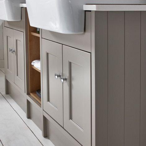 Burford Mocha Fitted Bathroom Furniture Roper Rhodes
