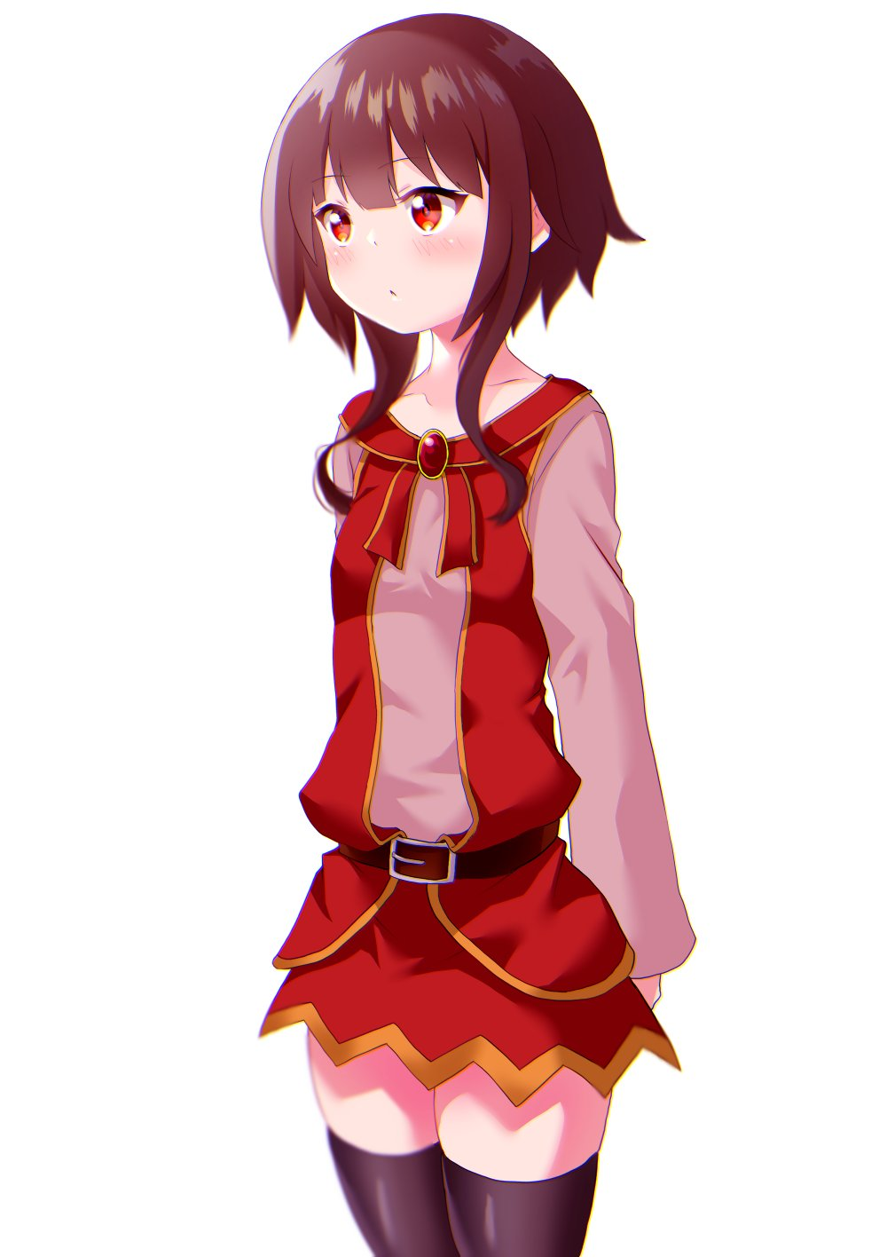Megumin's cute casual clothes in 2020 Casual outfits
