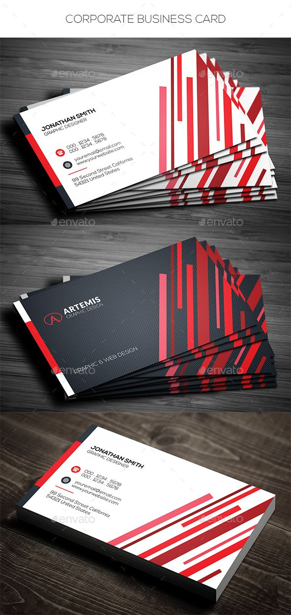 Pin By Shane88 On Business Cards Business Card Design Cool