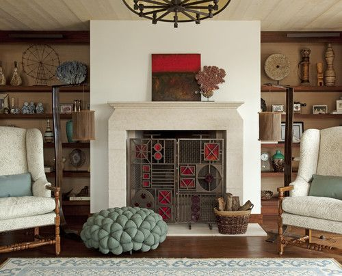 Unusual Fireplace Screens 10 Ways To Fix Your Fireplace Up With A