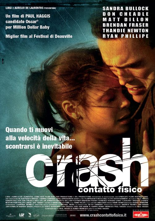 crash the movie assimilation Uma thurman reveals controversial kill bill crash purposes the series focused heavily on humanity's reactions to the 'visitors', including those who resisted against assimilation a short-lived 1985 series, and a 2009 reboot starring morena baccarin deadline reports that the movie.