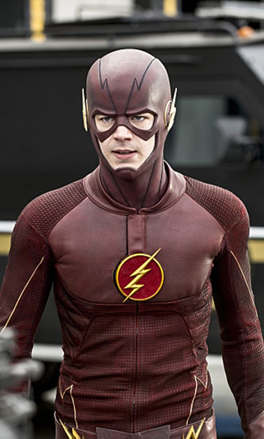 The Flash 1x21 Grodd Lives - Barry Allen
