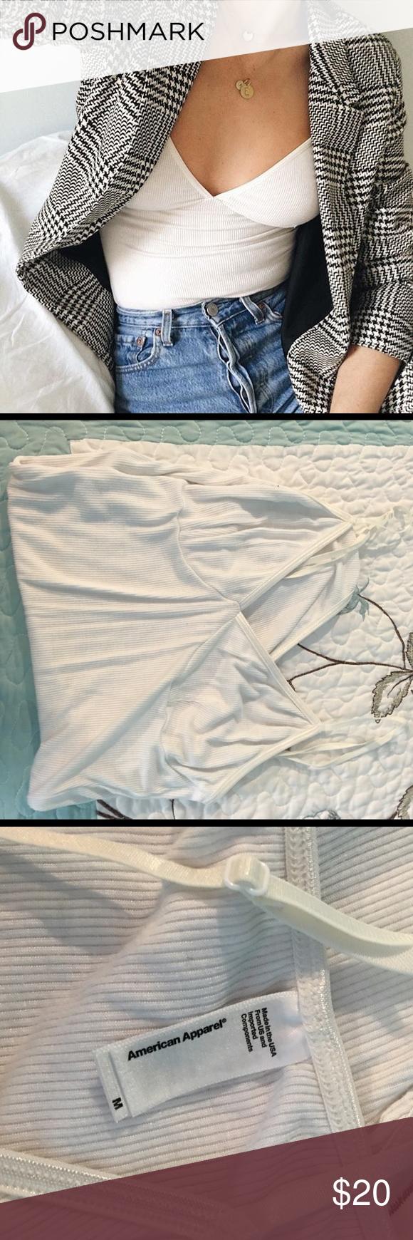 AA SOFIA BODYSUIT Size medium. American Apparel Pants Jumpsuits & Rompers