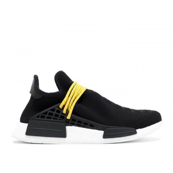 buy authentic adidas nmd runner black yellow white pharrell