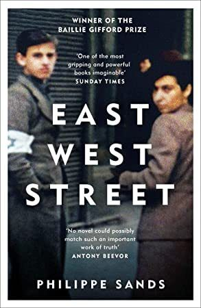 Download East West Street: Non-fiction Book of the Year 2017