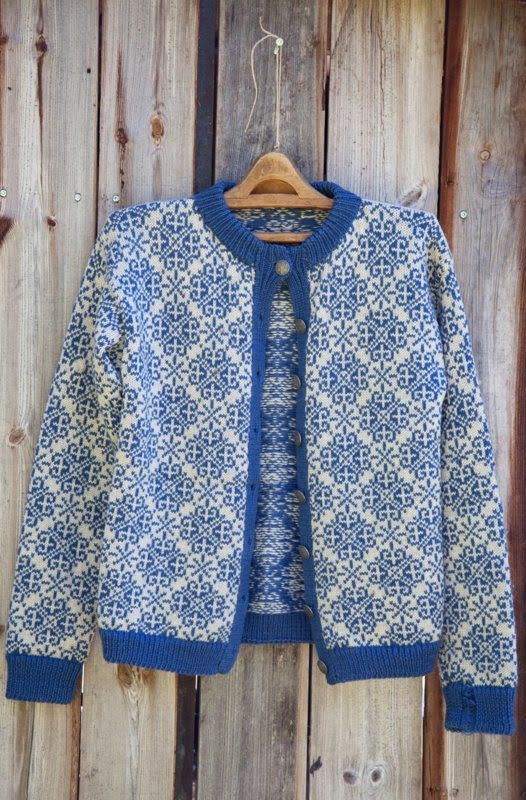 Sweater - cool picture | Norwegian knitting, Knitting ...