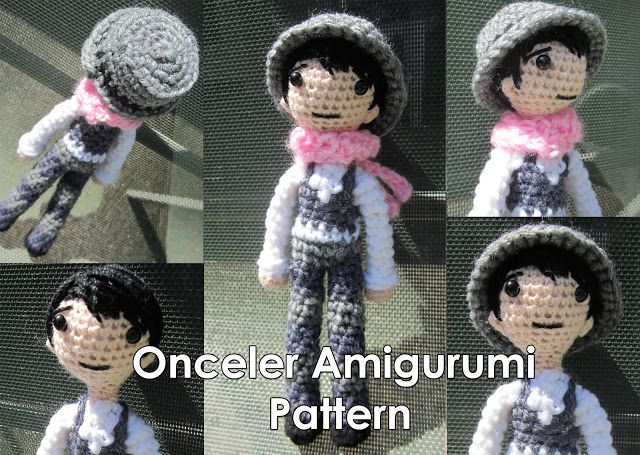BB Boys (With images) | Crochet dolls free patterns, Amigurumi ... | 455x640