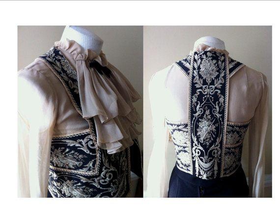 Cardinali Couture Vintage Four Piece Set by BlackPearlVintage, $1800.00