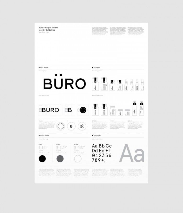 Büro System, Socio Design love the way this gets your eye to flow - creatives buro design adobe
