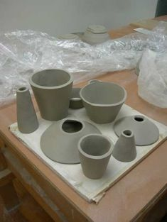 Slab Pottery Ideas Easy Clay Projects