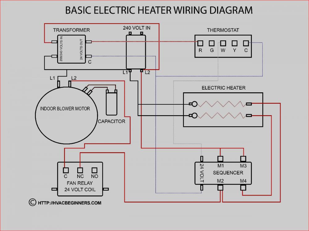 24 Volt Relay Wiring Diagrams