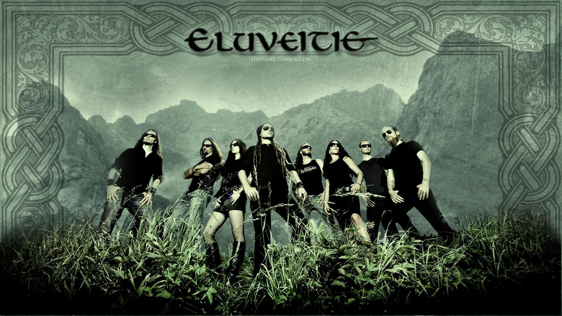 Eluveitie Wallpapers Wallpaper Cave