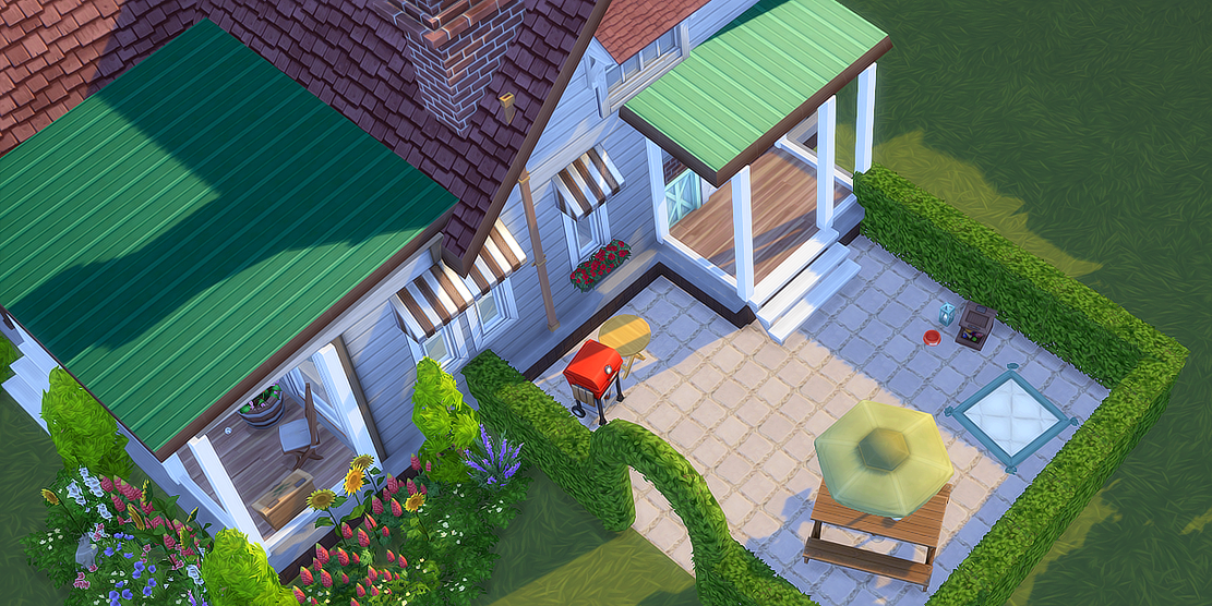 cupidjuice 🌸 Sims, Progetto casa, Case