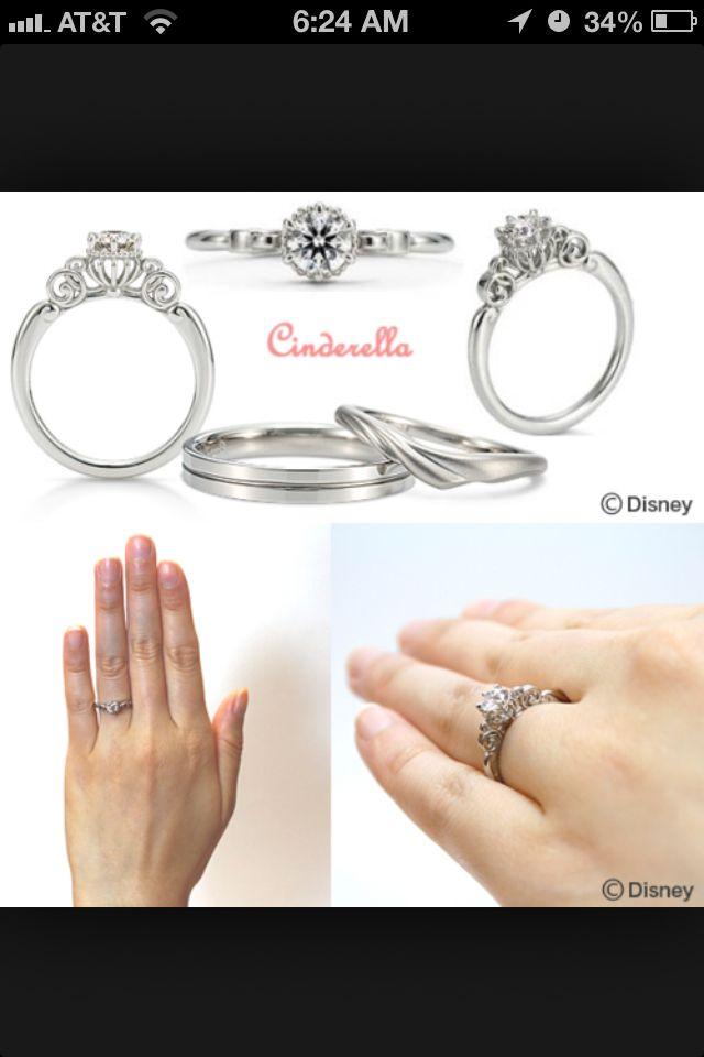 Cinderella Inspired Engagement Ring Disney Engagement Rings Engagement Ring Prices Cinderella Engagement Rings