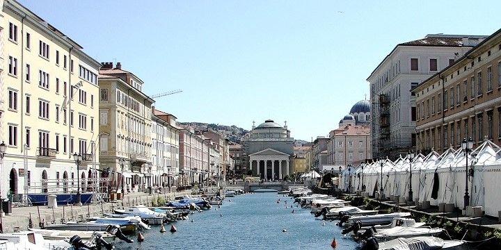 Trieste, Frulio-Venezia Giulia, northern Italy, Italy, Europe