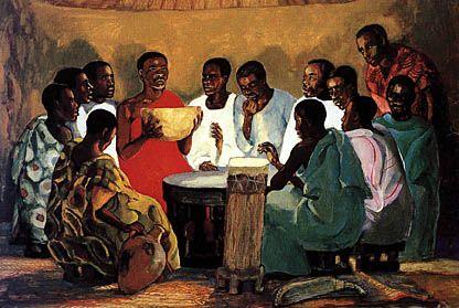 The Life Of Jesus Christ An African Interpretation By The Mafa