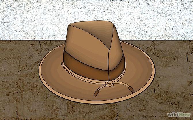 Moldes para hacer sombreros de vaqueros - Imagui  7e292d933f1