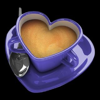 Heart Shape Coffee Cup Coffee Amp Cafes To Start Your